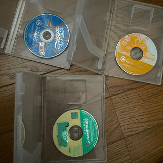 ニンテンドーゲームキューブ(ニンテンドーゲームキューブ)のゲームキューブ ソフト(家庭用ゲームソフト)