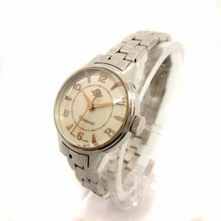 アザー(other)のロゼモン ROSEMONT 腕時計 スイス製 シルバー RS-001 0920(腕時計)