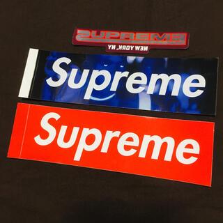 Supreme - supreme ステッカー 3枚セット