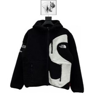 THE NORTH FACE - Superme×the north face フリース シュプリーム L