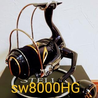 SHIMANO - 19ステラsw8000hg【完全未使用品】