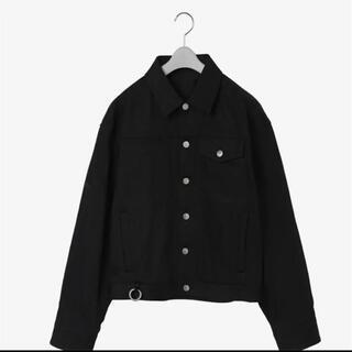 COMOLI - th products 20aw Oversized Denim Jacket