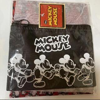 ミッキーマウス - ミッキーマウス ポーチ付エコバッグ