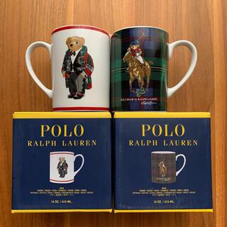 ポロラルフローレン(POLO RALPH LAUREN)のPOLO  RALPH  LAUREN  ポロベアマグカップ(グラス/カップ)