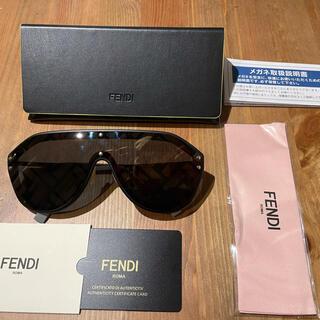 フェンディ(FENDI)の【FENDI】 サングラス ユニセックス(サングラス/メガネ)