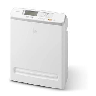 アイリスオーヤマ(アイリスオーヤマ)のアイリスオーヤマ 空気清浄機 17畳 モニターセンサー付 MSAP-AC100(空気清浄器)