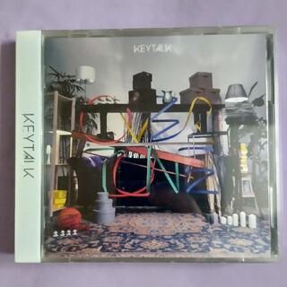 KEYTALKアルバム『OVER TONE』初回限定盤A