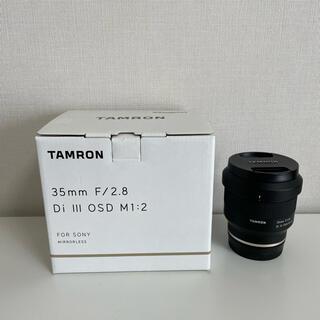 TAMRON - TAMRON 交換レンズ 35F2.8 DI III OSD M1:2