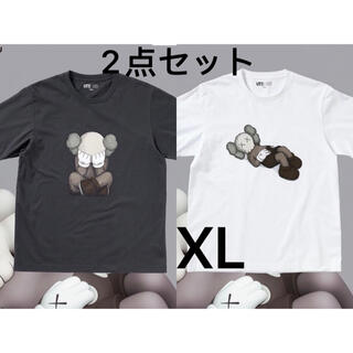 UNIQLO - ユニクロ TシャツKAWS TOKYO FIRST新品 完売品 大人気