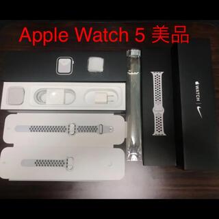 Apple Watch - Apple アップル Watch Nike Series 5 GPSモデル