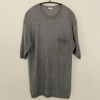 コモリ(COMOLI)のCOMOLI ニットT(Tシャツ/カットソー(半袖/袖なし))