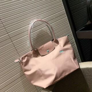LONGCHAMP - ♥LONGCHAMP♥ Lサイズ プリアージュ 70周年 トートバッグ ピンク