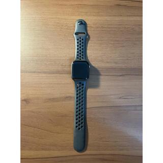 Apple Watch - apple watch series4 40mm GPS Nike おまけあり