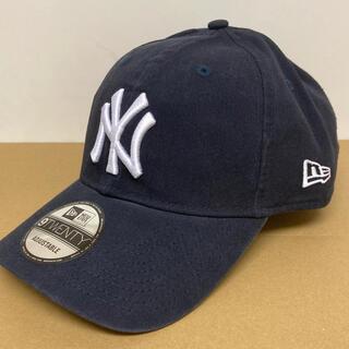 NEW ERA - NEW ERA 9TWENTY ヤンキース ネイビー Yankees