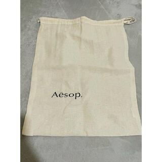 イソップ(Aesop)のaesop イソップ 巾着 布袋 ショッパー(ショップ袋)
