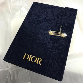 ディオール(Dior)のDior ディオール ノベルティノート(ノート/メモ帳/ふせん)