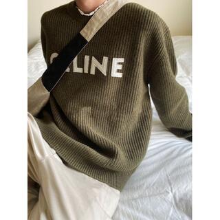 セリーヌ(celine)の完売品CELINEセーター-L23(ニット/セーター)