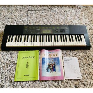 カシオ(CASIO)のCASIO CTK-2000 (電子ピアノ)