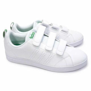アディダス(adidas)の◯▲□様専用❤️25㎝❤️アディダス ベルクロ グリーン❤️(スニーカー)
