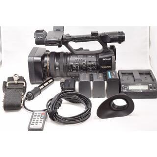 良品 SONY HXR-NX3 カムコーダー デジタル ビデオカメラレコーダー