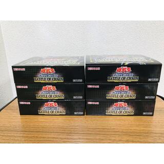 遊戯王 - 遊戯王 バトルオブカオス 6箱