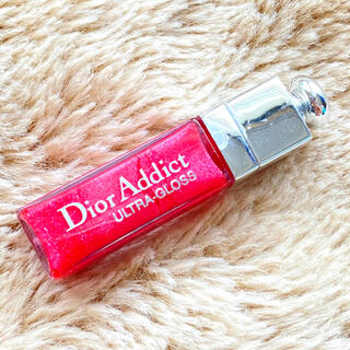 Dior - ディオール アディクトグロス 765 ウルトラディオール ミニサイズ