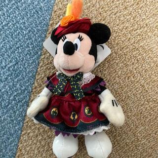 ミニーマウス(ミニーマウス)のミニー ハロウィン2018 ぬいぐるみバッジ ぬいば(キャラクターグッズ)