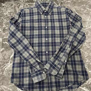 JOURNAL STANDARD - メンズ ジャーナルスタンダード チェックシャツ Lサイズ