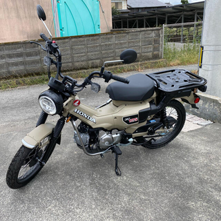 ホンダ - ハンターカブ CT125 令和3年8月購入