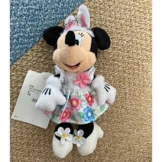 ミニーマウス(ミニーマウス)のミニー イースター2016 ぬいぐるみバッジ ぬいば(キャラクターグッズ)