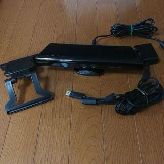 Microsoft - 【値下げ】Xbox 360 Kinect センサーカメラ+TVマウントホルダー