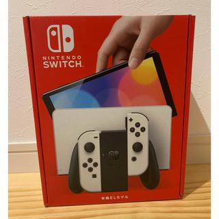 Nintendo Switch - Nintendo Switch(有機ELモデル)本体 ホワイト