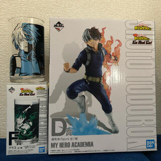 BANDAI - 僕のヒーローアカデミア 一番くじ Go And Go! D賞轟焦凍フィギュア