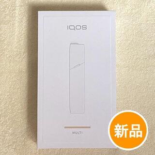 No.1024 【未開封】アイコス3 マルチ ゴールド
