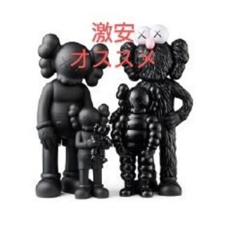 MEDICOM TOY - 新品 KAWSFAMILY #2 BLACK kaws tokyoカウズ