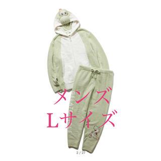 gelato pique - ジェラートピケ ヨッシー メンズ L ヨッシーパーカ&ロングパンツ マリオ 完売