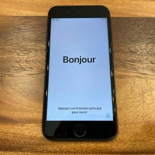 Apple - iPhone7 128GB ブラック