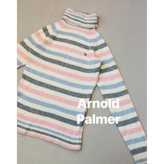 アーノルドパーマー(Arnold Palmer)のアーノルドパーマー 長袖 ニット(ニット/セーター)