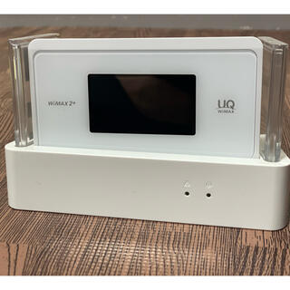 NEC - WiMAX 2+ wx06  【専用クレードル付き】