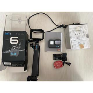 GoPro - GoPro アクションカメラ HERO6 Black CHDHX-601-FW