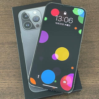 Apple - 【美品】iphone13pro 256GB グラファイト simフリー
