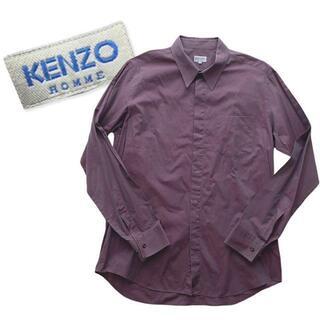 ケンゾー(KENZO)のKENZO ケンゾー 長袖シャツ(シャツ)