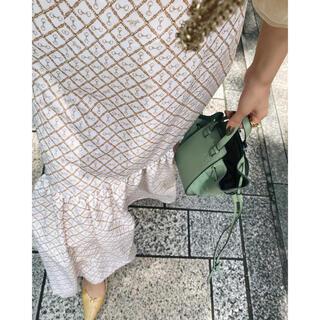 eimy istoire - ES horse patternギャザーマーメードスカート