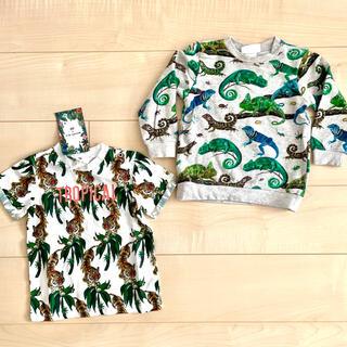 エイチアンドエム(H&M)のH&M コラボ トレーナー tシャツ セット まとめ売り レア(トレーナー)