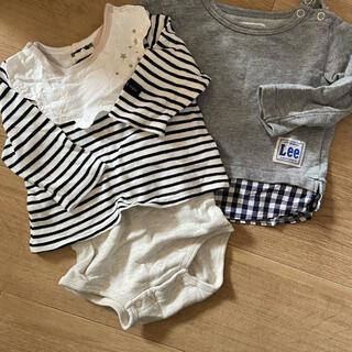 プティマイン(petit main)のプティマイン lee  (Tシャツ)