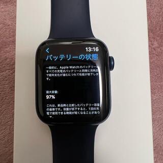 Apple Watch - アップルウォッチ シリーズ6 44mm Apple Watch series6