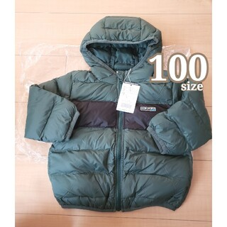 BREEZE - 新品 f.o.kids BREEZE 中綿ライトジャケット 100size