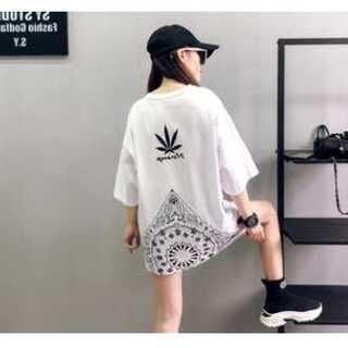 ペイズリー柄 レディース メンズ  半袖 Tシャツ 韓国 レゲエ