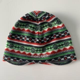 モンベル(mont bell)のモンベル キッズ フリース 帽子(帽子)