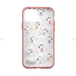 SNOOPY - PLAZA限定 スヌーピー イーフィット iPhone 12Pro/12用